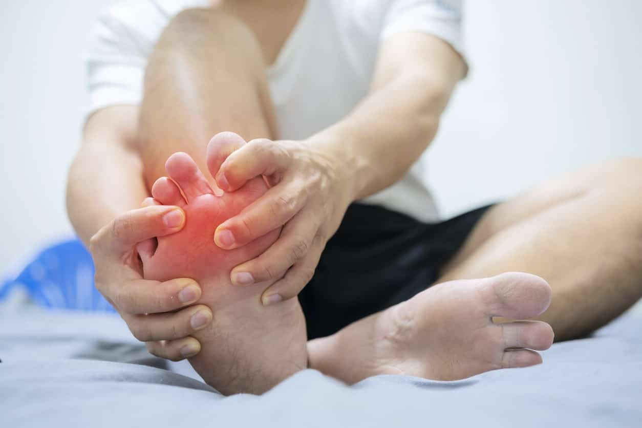النقرس gout 1