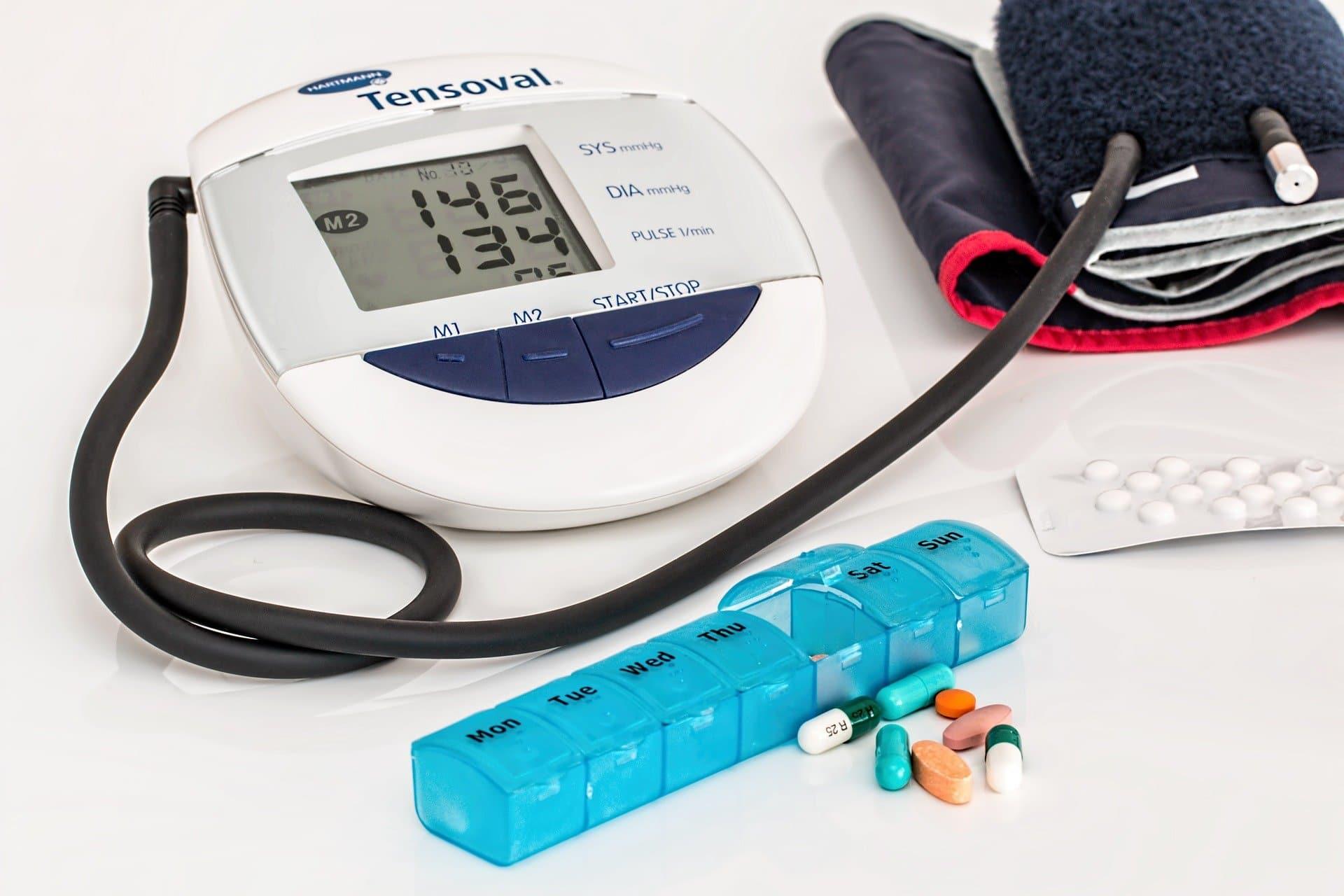 علاج ضغط الدم